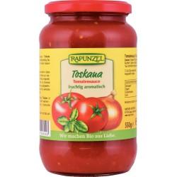 Bio Toskana: omáčka na těstoviny 550 g RAPUNZEL