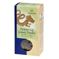 Čaj Zelený sypaný 100g BIO   SONNENTOR