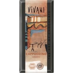Bio cappuccino čokoláda VIVANI 100 g