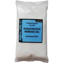 Středomořská sůl nerafinovaná 500 g - Bio nebio