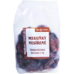 Bio sušené meruňky nesířené 300 g Bio nebio