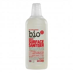 Bio-D Čistič na různé druhy povrchů s dezinfekcí (750 ml)