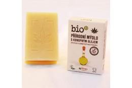 Bio-D Mýdlo s konopným olejem (95 g)