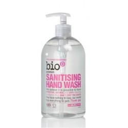Bio-D Tekuté dezinfekční mýdlo na ruce s vůní pelargónie - 500ml
