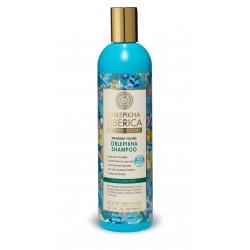 Natura Siberica - Rakytníkový objemový šampon 400 ml