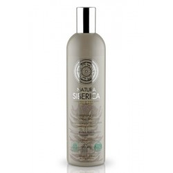 Natura Siberica - Šampon pro unavené a poškozené vlasy 400 ml