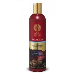 Natura Siberica, Saarema - Hydratační šampon pro barvené vlasy 400 ml