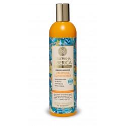 Natura Siberica - Rakytníkový hydratační balzám pro suché vlasy 400 ml