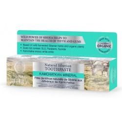 Natura Siberica - Přírodní sibiřská zubní pasta - Kamčatský minerál