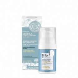 Natura Siberica - Hydratační krémový gel na oční okolí 30 ml
