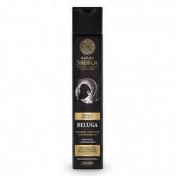 Natura Siberica, Muži -  Šampon pro růst vlasů –Beluga, 250 ml