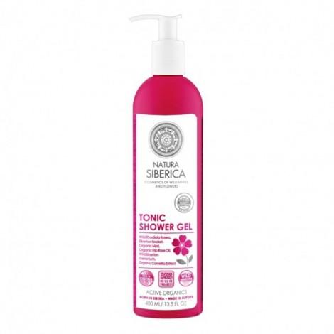 Natura Siberica - Sprchový tonizující gel 400 ml
