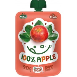 OVKO Bio kapsička 100% jablko 90 g