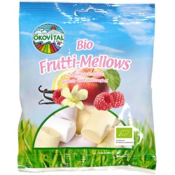 Bio ovocné marshmallow ÖKOVITAL 100 g