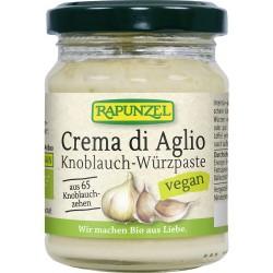 Bio česnekový krém 120 g Rapunzel