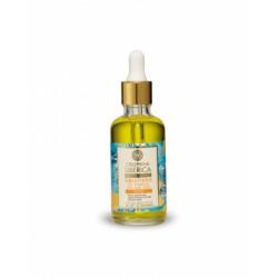 Natura Siberica - Rakytníkový olejový complex pro konečky vlasů, 50 ml