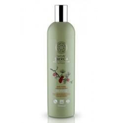 Natura Siberica - Cedrová protistresová pěna do koupele SPA, 550 ml