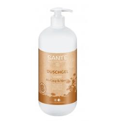 SANTE Family Sprchový gel Bio Kokos & Vanilka 950 ml