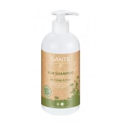 SANTE Family Šampon Bio Ginkgo & Bio Oliva 500 ml