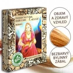 Henna Cassia 200g (bezbarvý zábal) - INDIAN NATURAL