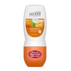 Deodorant kulička BIO Pomeranč BIO Rakytník 50ml - Lavera