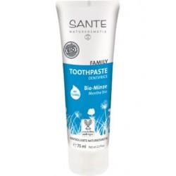 SANTE FAMILY Zubní pasta Bio Máta - 75 ml