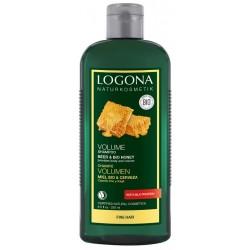 LOGONA Šampon pro zvětšení objemu vlasù Pivo-Med 250 ml