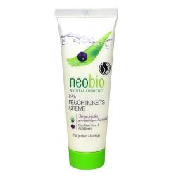 Neobio 24 h Hydratační krém Bio-Aloe Vera & Açai 50 ml