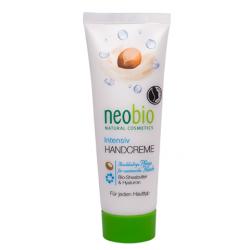 Neobio Intenzivní krém na ruce Bio-Karite máslo & Hyaluron 50 ml