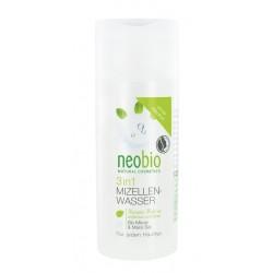 Neobio Micelární voda 3v1 Bio Máta & Mořská sůl 150ml