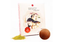 100% Henna 200g (měděná kúra) - INDIAN NATURAL