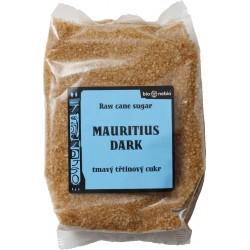Přírodní třtinový cukr MAURITIUS DARK 400 g - Bio nebio