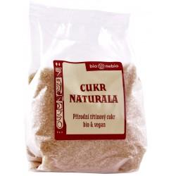 Bio přírodní třtinový cukr NATURALA 400 g - Bio nebio