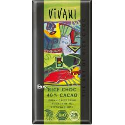 Bio rýžová &34čokoláda&34 VIVANI