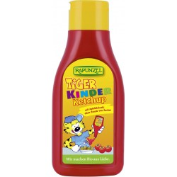 Bio dětský kečup TYGR 500 ml RAPUNZEL