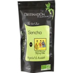 Bio zelený čaj Sencha N°9 100 g Destination