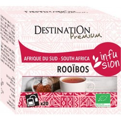 Bio rooibos 20 x 1,75 g Destination