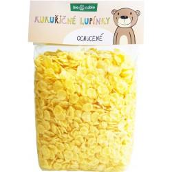 Bio kukuřičné lupínky ochucené 250 g