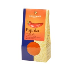 Paprika sladká 40g BIO   SONNENTOR